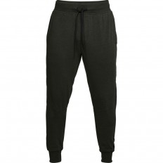 Pantalon jogging Threadborne™ Terry Under Armour vert foncé noir