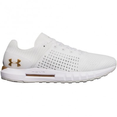 Chaussures HOVR Sonic NC Under Armour blanc or
