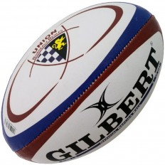 Ballon rugby replica Bordeaux Bègles Gilbert
