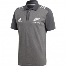 Polo Supporter All Blacks 2017 Adidas anthracite