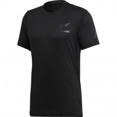 Tee shirt Performance Athletics All Blacks 2018 Adidas noir