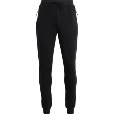 Pantalon jogging Threadborne™ Stacked Fleece Under Armour noir