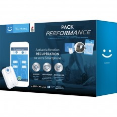 Pack Performance Électrostimulation Bluetens