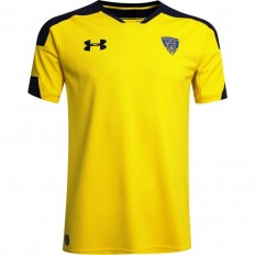 Maillot Supporter ASM Clermont 2018-19 Under Armour jaune