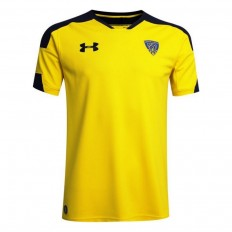 Maillot enfant Supporter ASM Clermont 2018-19 Under Armour jaune