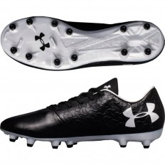 Chaussures UA Magnetico Select FG Under Armour noir blanc