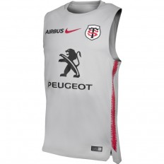 Maillot sans manche training Gym Performance SL Stade Toulousain 2018-19 Nike gris