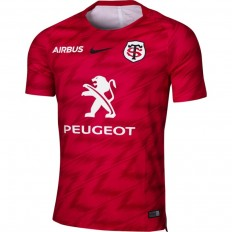 Maillot Pré-Match Performance Stade Toulousain 2018-19 Nike rouge