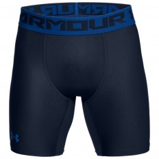 Short Compression Armour HeatGear® 2.0 Under Armour marine bleu