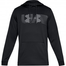 Sweat capuche Armour Fleece Spectrum PO Under Armour noir