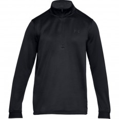 Sweat 1/2 zip Armour Fleece Under Armour noir
