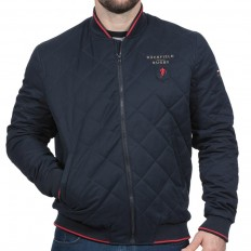 Veste matelassée homme French Rugby Club Ruckfield marine