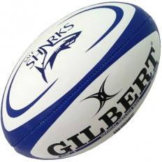 Ballon de rugby Sale Sharks Gilbert