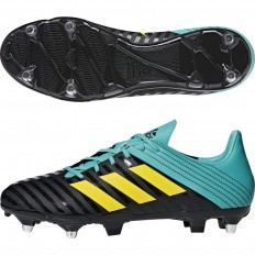 Chaussures Malice SG Adidas noir jaune turquoise
