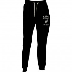 Pantalon jogging molleton New Zealand Rugby Warriors noir