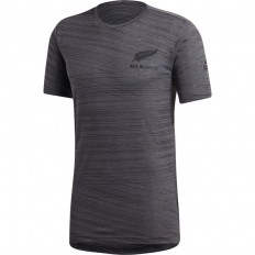 Tee shirt Sports Luxury Performance All Blacks 18 Adidas gris