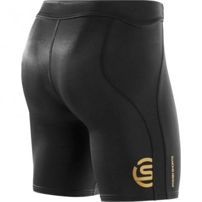 Sous short homme A400 Compression Powershort Skins noir