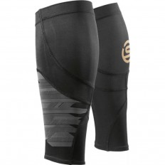 Manchon A400 Compression Calf Tights MX Skins noir gris