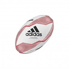 Mini Ballon All Blacks NZRU 2019 Adidas blanc rouge