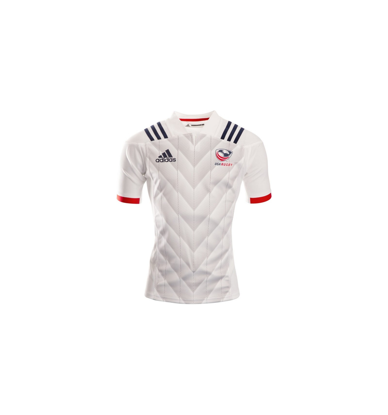 save off 2bf5b bb5c9 Maillot USA 15 domicile 2018-19 Adidas blanc