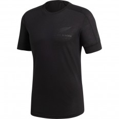 Tee shirt Sports Luxury Coton All Blacks Adidas noir