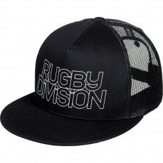 Casquette Energy Rugby Division noir