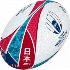 Ballon rugby supporter Generic RWC 2019 Gilbert