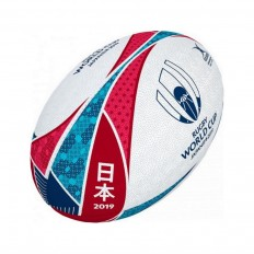 Ballon rugby supporter midi Generic RWC 2019 Gilbert