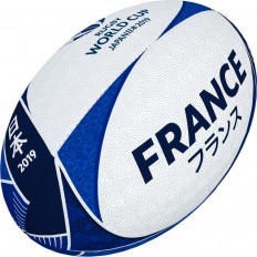 Ballon rugby supporter France RWC 2019 Gilbert