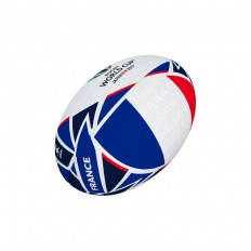 Mini ballon rugby Flag France RWC 2019 Gilbert