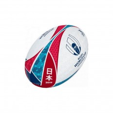 Mini ballon rugby supporter Generic RWC 2019 Gilbert