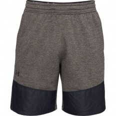 Short bermuda MK1 Terry Under Armour gris noir