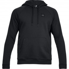 Sweat capuche Rival Fleece Po Under Armour noir