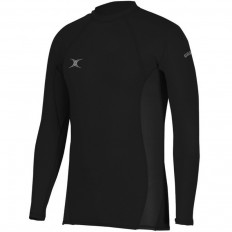 Tee-shirt baselayer Atomic Gilbert noir
