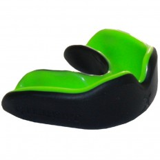 Protege dent rugby Virtuo Noir Vert