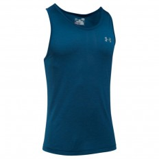Tee shirt sans manche Tech Tank Under Armour navy dark