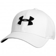 Casquette Blitzing II Under Armour blanc