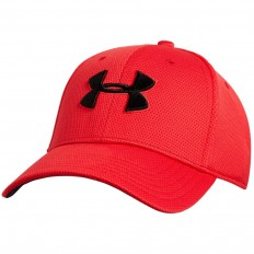 Casquette Blitzing II Under Armour rouge