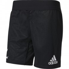 Short All Blacks domicile Adidas noir