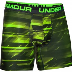 "Boxer jock Original 6"" Under Armour vert noir"