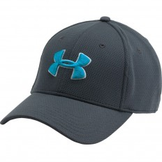 Casquette Blitzing II Under Armour anthracite turquoise