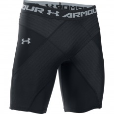 "Short UA Armour Core Pro Compression 10"" Under Armour noir"