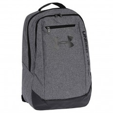 Sac à dos Hustle LDWR Under Armour gris noir