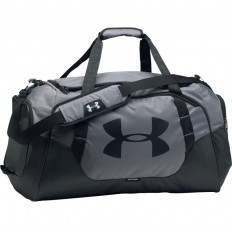 Sac Undeniable Duffel 3.0 60 L Under Armour gris noir