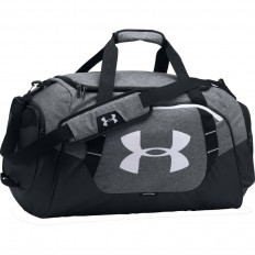 Sac Undeniable Duffel 3.0 60 L Under Armour graphite noir