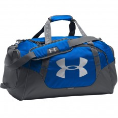 Sac Undeniable Duffel 3.0 60 L Under Armour gris bleu roi