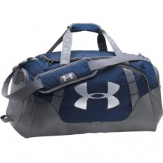 Sac Undeniable Duffel 3.0 60 L Under Armour marine gris