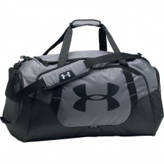 Sac Undeniable Duffel 3.0 90 L Under Armour graphite noir