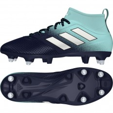 Chaussures Ace 17.3 SG Adidas turquoise noir