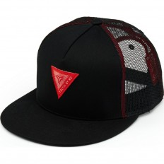 Casquette Scrum Rugby Division noir